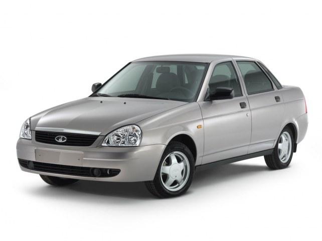 ВАЗ (Lada) Priora (2170) Седан (I поколение, 2007 - 2013 г.в.) в Рязани