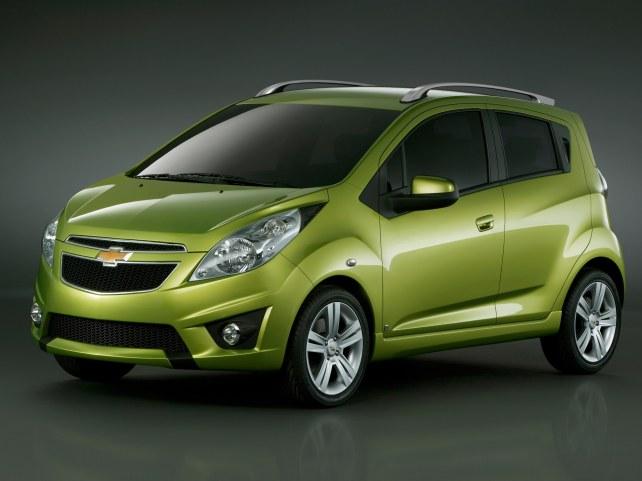 Chevrolet Spark в Москве
