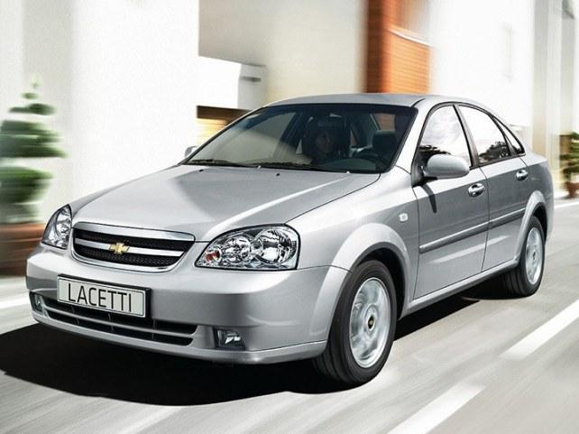 Chevrolet Lacetti Седан в Москве