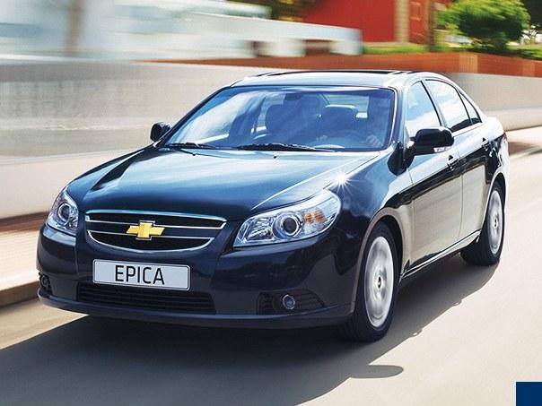 Chevrolet Epica в Москве
