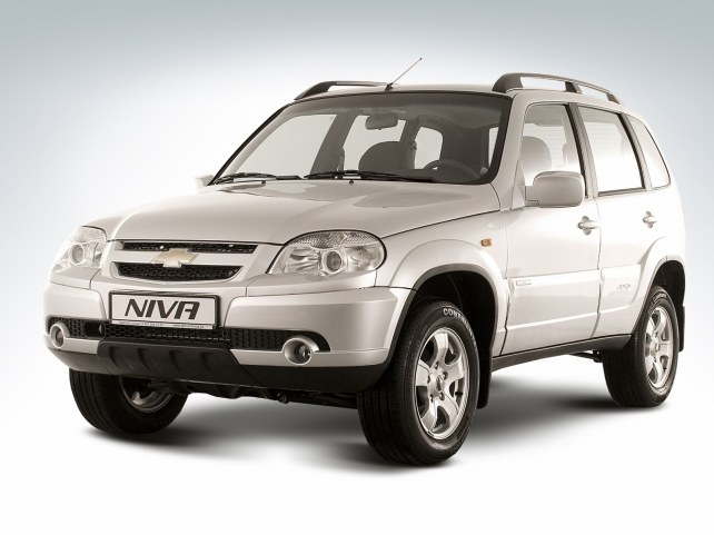 Chevrolet Niva в Москве