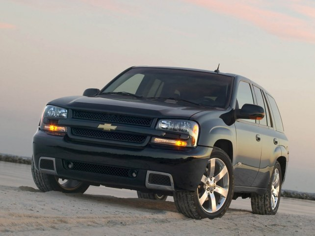 Chevrolet TrailBlazer (GMT800) в Москве