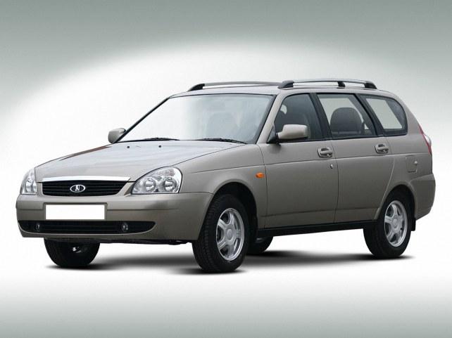 ВАЗ (Lada) Priora (2171) Универсал (I поколение, 2009 - 2013 г.в.) в Казани