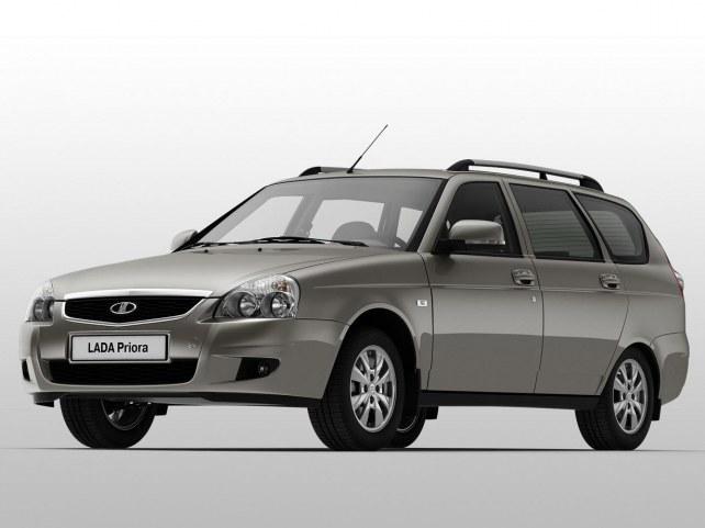 ВАЗ (Lada) Priora (2171) Универсал в Ярославле