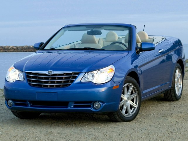 Chrysler Sebring в Москве