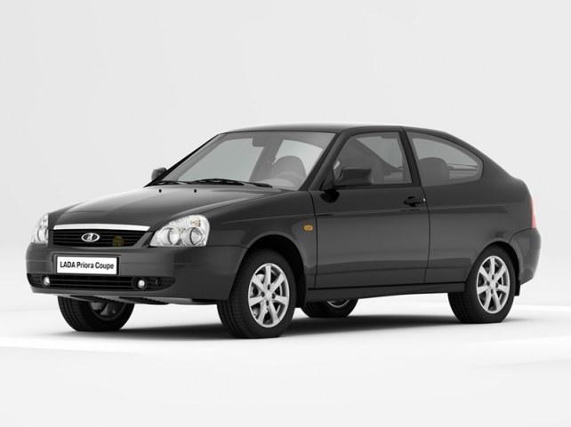 ВАЗ (Lada) Priora Coupe (I поколение, 2010 - 2013 г.в.) в Твери