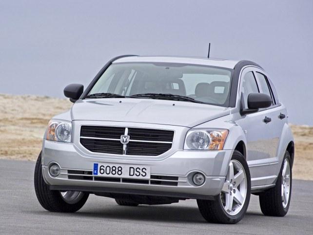 Dodge Caliber в Ростове-на-Дону
