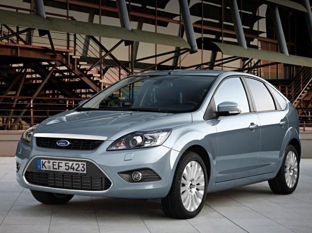 Ford Focus хэтчбек 5-дв. в Москве