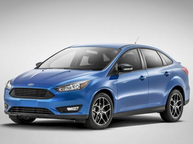 Ford Focus Седан в Набережных Челнах