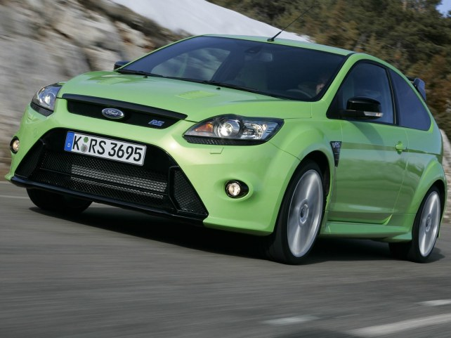 Ford Focus RS в Москве