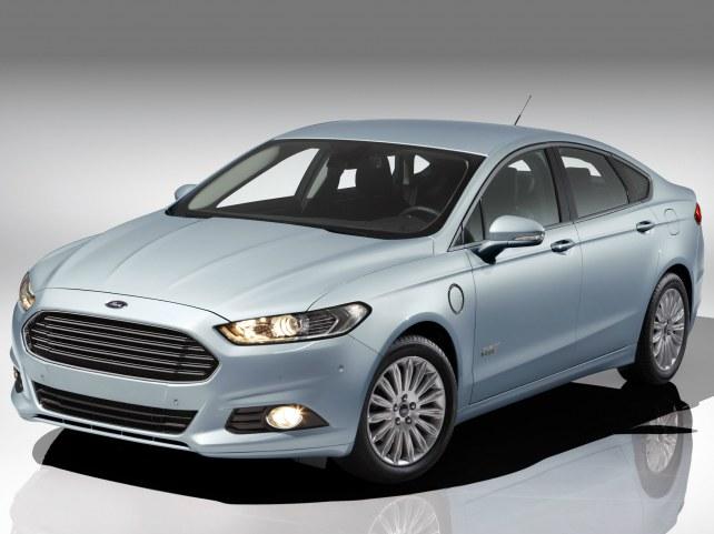 Ford Mondeo Седан в Сургуте