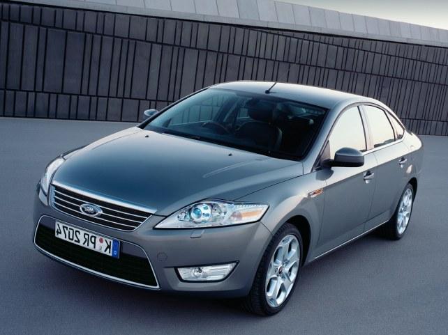 Ford Mondeo седан в Москве
