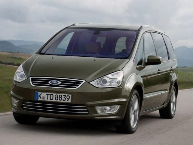 Ford Galaxy в Москве