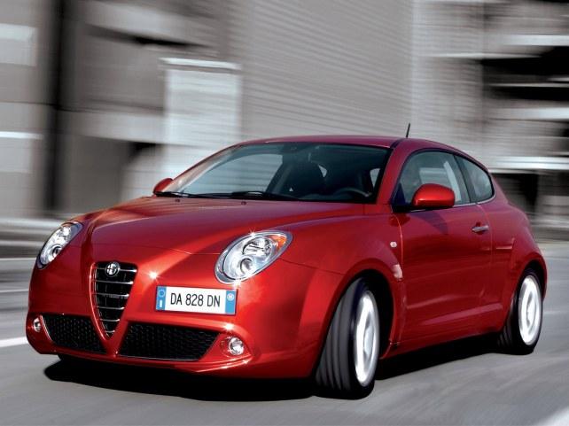 Alfa Romeo MiTo в Москве