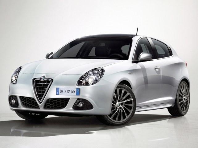 Alfa Romeo Giulietta в Набережных Челнах