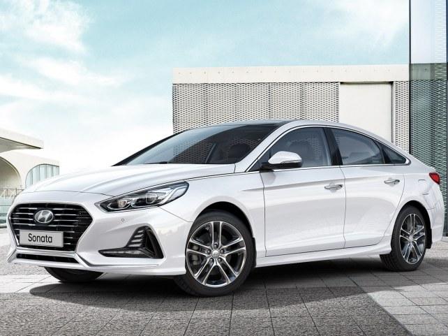 Hyundai Sonata в Ростове-на-Дону