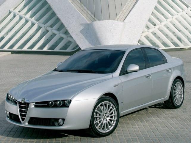 Alfa Romeo 159 cедан в Москве