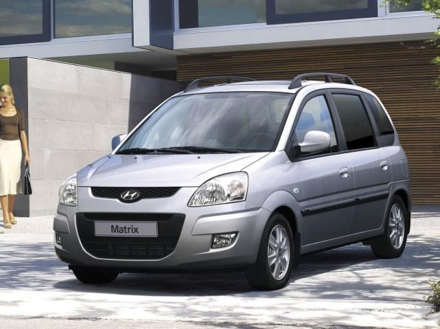 Hyundai Matrix в Москве