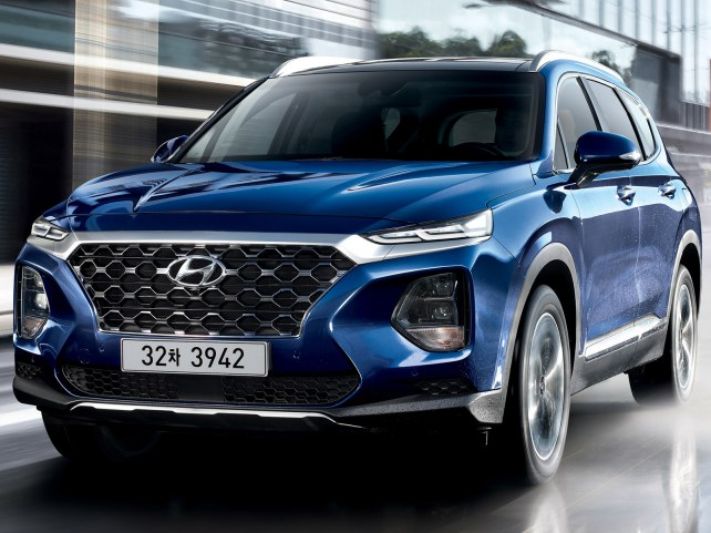 Hyundai Santa Fe в Ростове-на-Дону