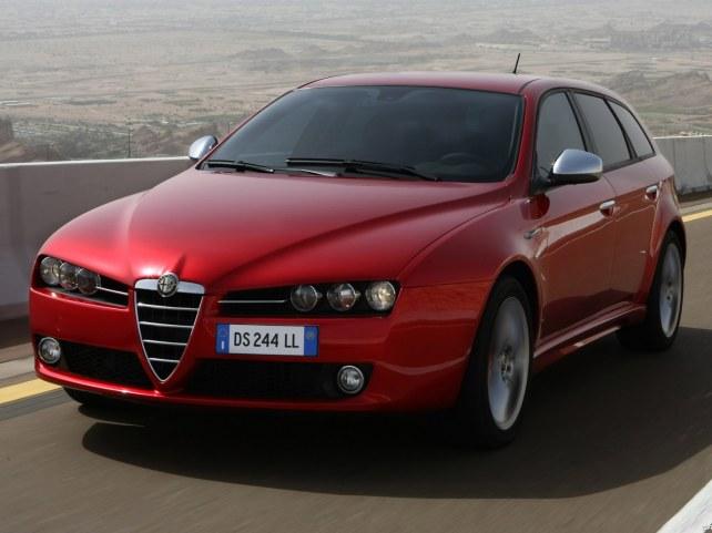 Alfa Romeo 159 Sportwagon в Москве