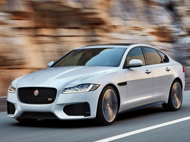 Jaguar XF в Ростове-на-Дону