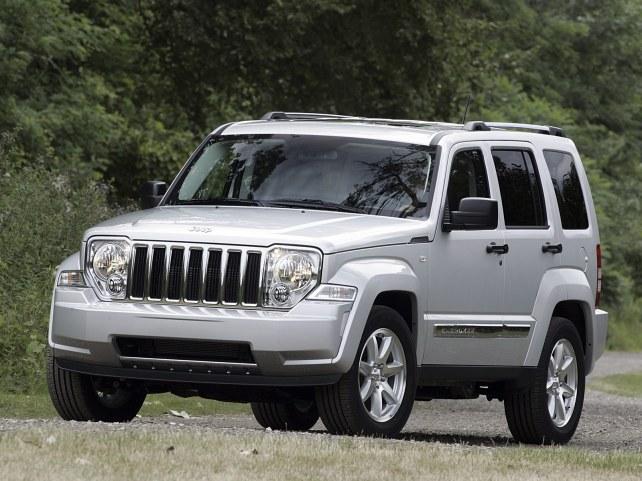 Jeep Cherokee в Москве