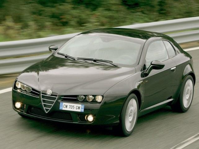 Alfa Romeo Brera в Москве