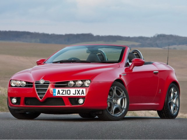 Alfa Romeo Spider в Набережных Челнах