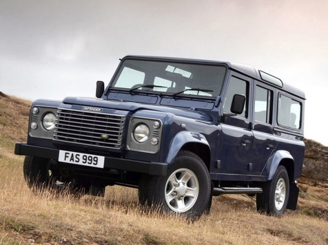 Land Rover Defender 110 в Москве