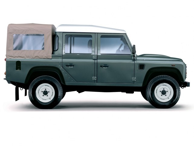 Land Rover Defender 110 пикап в Ростове-на-Дону