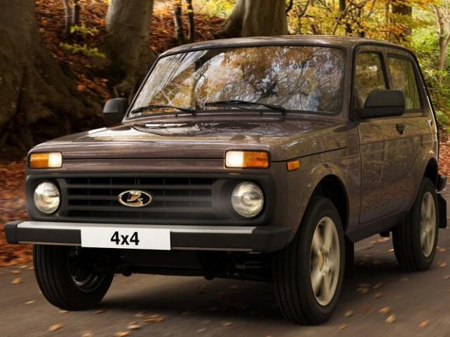 ВАЗ (Lada) 4x4 Нива (2121) 3-дв. в Чебоксарах