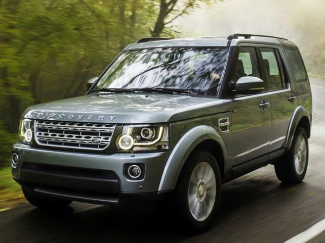 Land Rover Discovery 4 в Москве