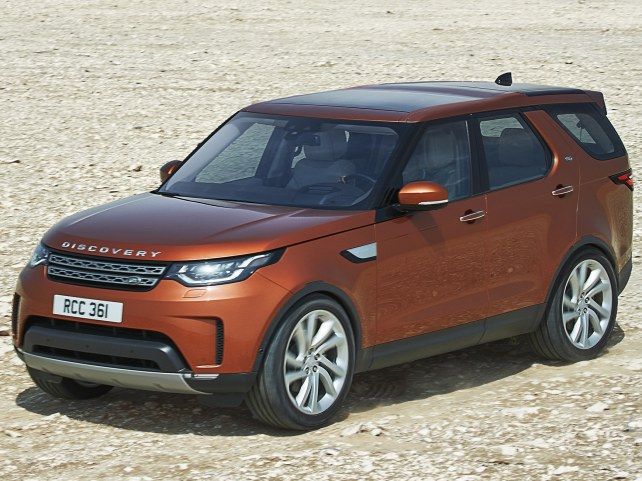 Land Rover Discovery 4 в Воронеже