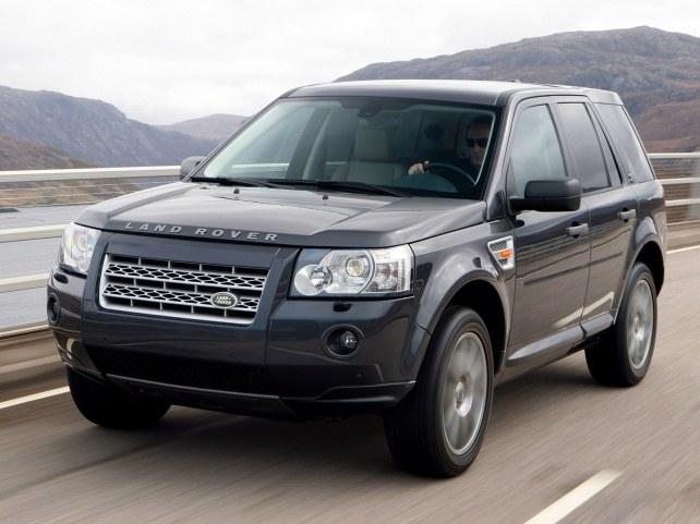 Land Rover Freelander 2 в Москве