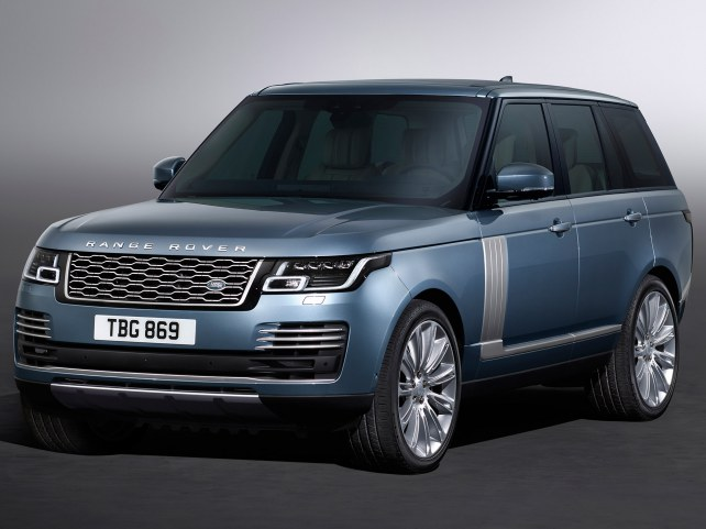 Land Rover Range Rover в Нижнем Новгороде
