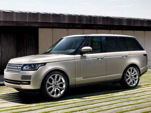 Land Rover Range Rover в Москве