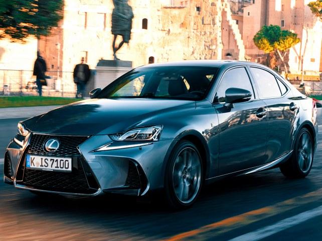 Lexus IS в Краснодаре