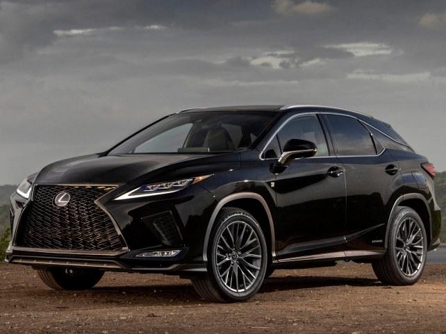 Lexus RX в Ростове-на-Дону