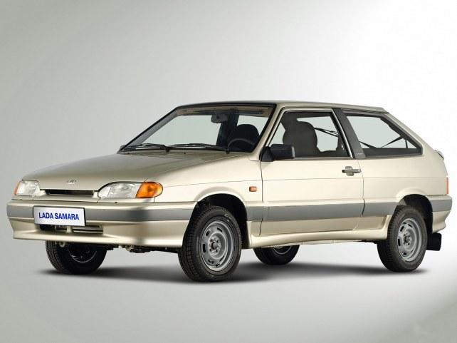 ВАЗ (Lada) Samara (2113) Хэтчбек (I поколение, 1997 - 2013 г.в.) в Туле