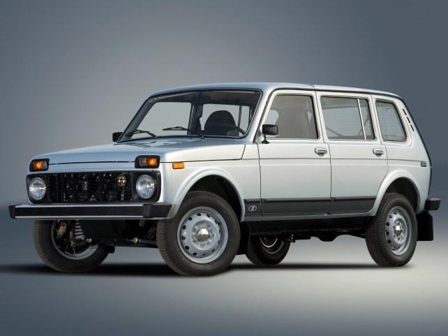 ВАЗ (Lada) 4x4 Нива (2123) в Москве