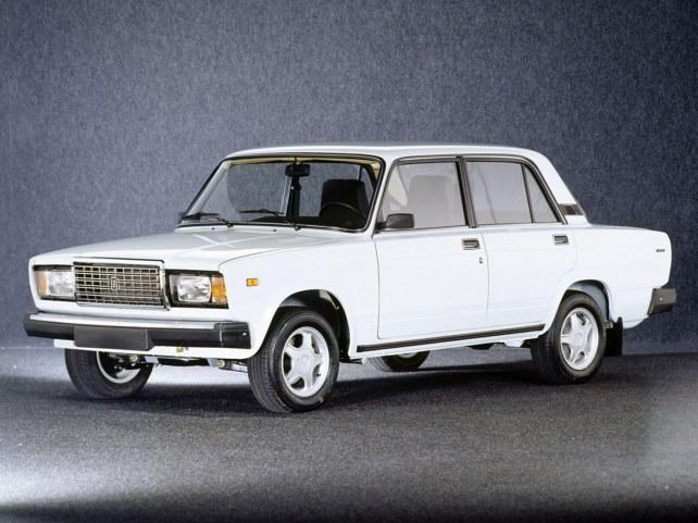 ВАЗ (Lada) 2107 в Туле