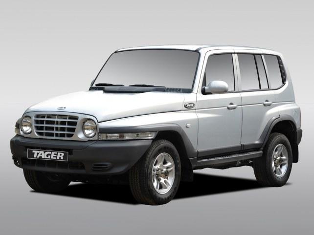 ТагАЗ Tager 5-дв. (I поколение, 2008 - 2014 г.в.) в Кирове