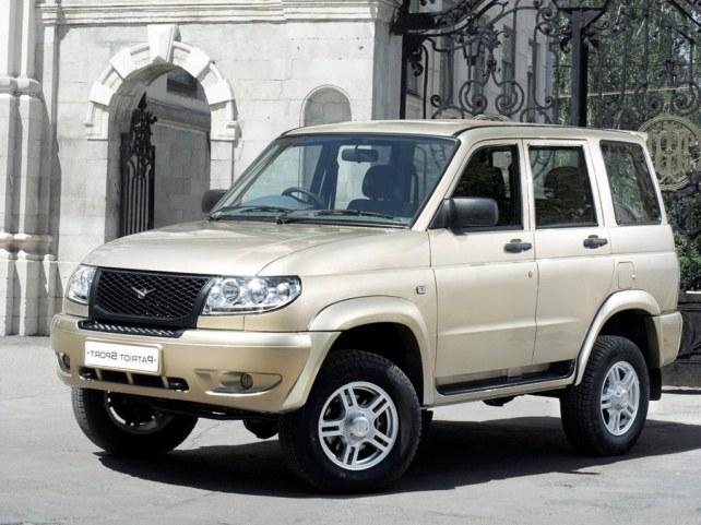УАЗ Patriot Sport (I поколение, 2005 - 2012 г.в.) в Калининграде