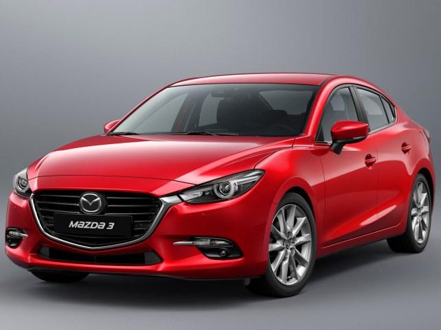 Mazda 3 Седан в Набережных Челнах