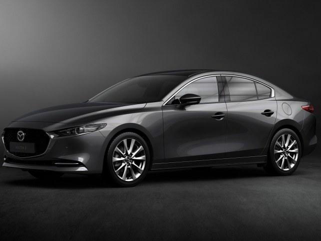 Mazda 3 Седан в Воронеже