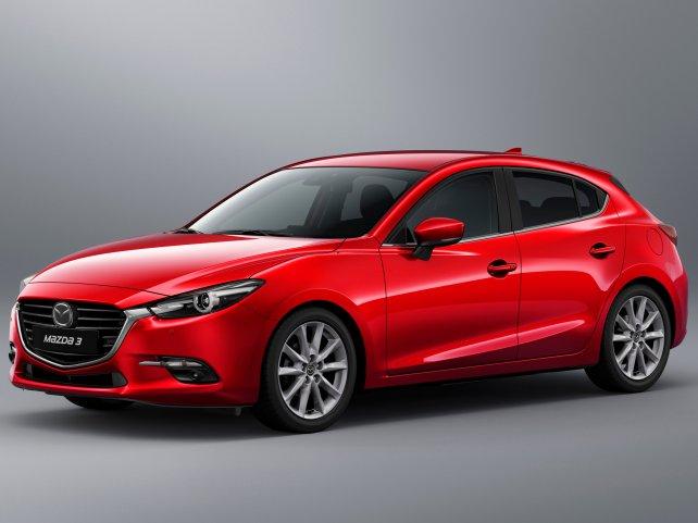 Mazda 3 Хэтчбек 5-дв. в Набережных Челнах