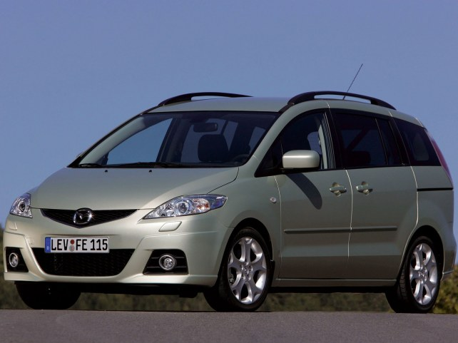 Mazda 5 в Москве