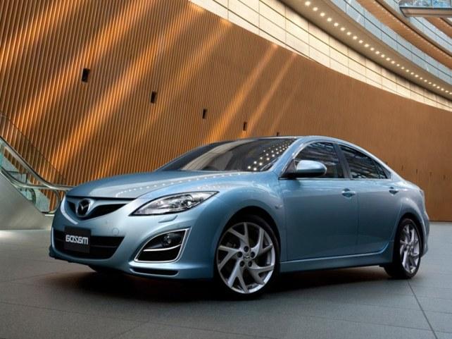 Mazda 6 седан в Москве