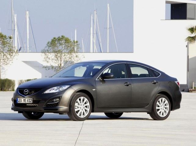 Mazda 6 хэтчбек в Москве