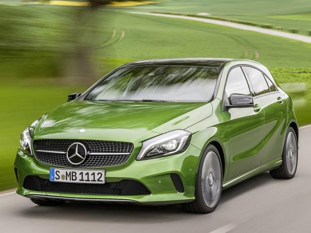 Mercedes-Benz A-Класс в Ростове-на-Дону